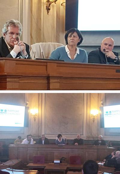 séance plénière du Conseil Départementale de la Citoyenneté et de l'Autonomie (CDCA) du Nord